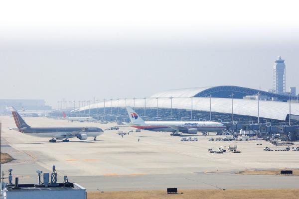 関西国際空港写真