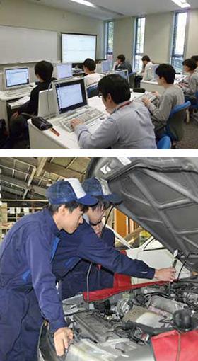 県立産業技術専門学院